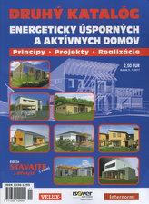 Druhý katalóg energeticky úsporných a aktívnych domov