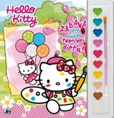 Vymaž s farbami Hello Kitty