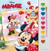 Vymaľ s farbami Minnie