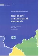 Regionální a municipální ekonomie