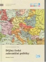 Dějiny české zahraniční politiky