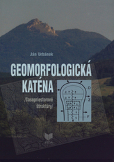 Geomorfologická katéna /časopriestorové štruktúry/