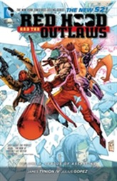 Red Hood And The Outlaws Vol. 4 League Of Assasins (The New52)