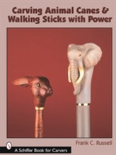 Carving Animal Canes & Walking Sticks