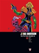 Judge Anderson: The Psi Files 5