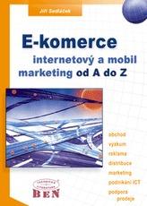 E-komerce internetový a mobil marketing