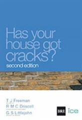 Has your House got Cracks?