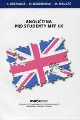 Angličtina pro studenty MFF UK