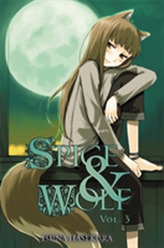 Spice and Wolf, Vol. 3 (light novel)