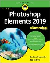 Photoshop Elements 2019 For Dummies