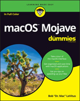 macOS Mojave For Dummies
