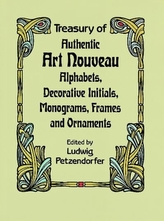 Treasury of Authentic Art Nouveau