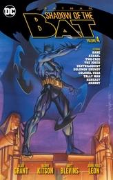 Batman: Shadow of the Bat Volume 4
