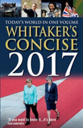 Whitaker's Concise 2017