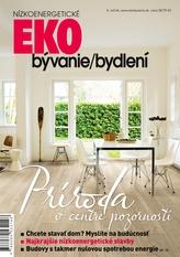 Nízkoenergetické Eko bývanie / bydlení 2013