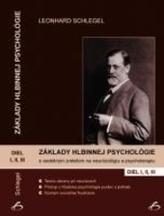 Základy hlbinnej psychológie s osobitným zreteľom na neurózológiu a psychoterapiu.Komplet 1 - 3 diel.
