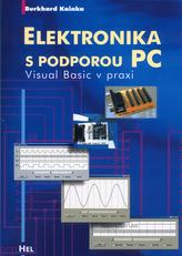 Elektronika s podporou PC + CD