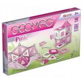 Geomag Pink Panel 142 pcs