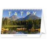 Tatry - stolní kalendář 2016
