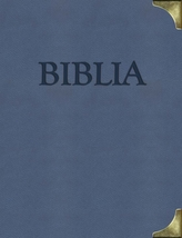 Biblia (s kovovými rožkami)