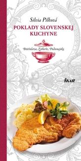 Poklady slovenskej kuchyne: Bratislava, Záhorie, Podunajsko