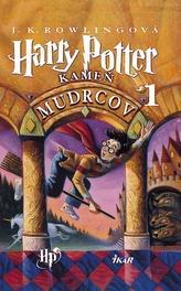 Harry Potter 1 - A kameň mudrcov, 2. vydanie