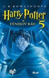 Harry Potter 5 - A Fénixov rád, 2. vydanie