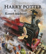 Harry Potter 1 - Ilustrovaná edícia
