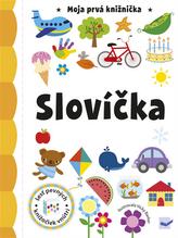 Slovíčka Moja prvá knižnička