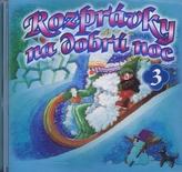 3CD-Rozprávky na dobrú noc