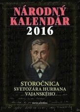 Národný kalendár 2016