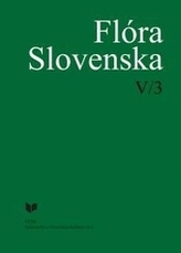 Flóra Slovenska V/3