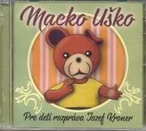 CD-Macko Uško-rozpráva Jozef Kroner