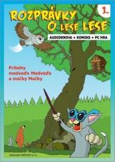 Rozprávky o lese Lese - 1. časť (CD + Komiks)