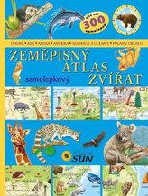 Zeměpisný atlas zvířat