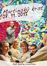 Hiraxova prednáška a martinský krst z 27. 11. 2014