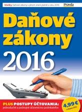 Daňové zákony 2016