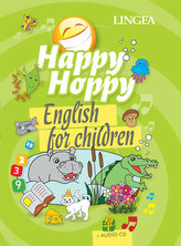 Happy Hoppy - English for children + AUDIO CD