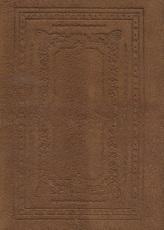 Kožený notes - fotmát A5-5