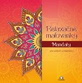 Relaxačné maľovanky - Mandaly
