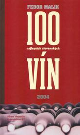 100 najlepších slovenských vín