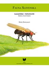 Fauna Slovenska 4 / Lauxaniidae - tieňovkovité (Diptera, Cyclorrhapha)
