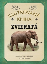 Ilustrovaná kniha: Zvieratá