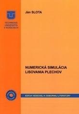 Numerická simulácia lisovania plechov