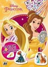 Disney Princezna - Sešit A4
