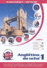 Angličtina do ucha 5 AUDIO CD +  1 CD ROM