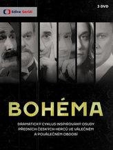 Bohéma - 3DVD
