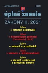 Aktualizácia II/1 2021