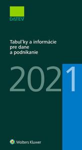 Tabuľky a infomrácie pre dane a podnikanie 2021