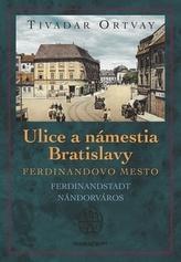 Ulice a námestia Bratislavy